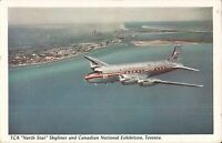 """Toronto, CANADA - Trans Canada Airlines - """"North Star"""" Skyliner"""