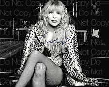 Courtney Love signed 2 Hole Faith No More 8X10 photo picture poster autograph RP