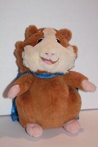 "Wonder Pets Linny Hamster Plush 10"" Stuffed Animal 2008 Fisher Price Cuddly Toy"