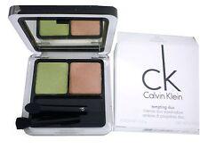 CK Calvin Klein allettante Duo ombretto intenso Compact 208 FORESTA PLUVIALE