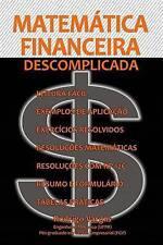 NEW Matemática Financeira Descomplicada (Portuguese Edition) by Rodrigo Vargas