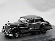 Matrix 1953 Armstrong Siddeley 346 Sapphire 4-Light Saloon black 1/43 Limited