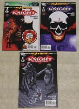 FLASHPOINT BATMAN KNIGHT OF VENGEANCE (2011) Complete Set #1 - 3 NM (DC Comics)