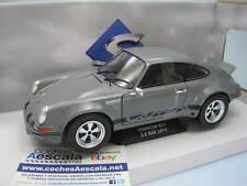 1/18 Solido Porsche 911 2.8 RSR Grey S1801107 cochesaescala