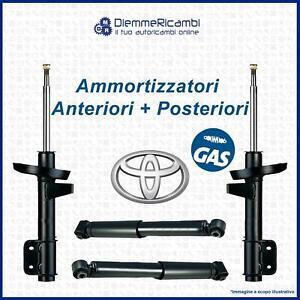 KIT 4 AMMORTIZZATORI ANTERIORI + POSTERIORI TOYOTA CELICA (T23) - 1999 -> 2006