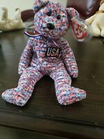 Ty USA Beanie Baby 2000 retired tag errors