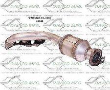 Davico 18141 Direct Fit Catalytic Converter