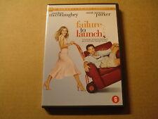 DVD / FAILURE TO LAUNCH ( MATTHEW McCONAUGHEY, SARAH JESSICA PARKER )