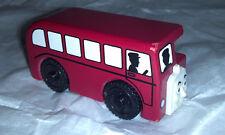 BERTIE BUS wood  -Thomas Train- RETIRED
