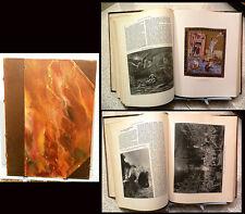 GORCE et MORTIER: HISTOIRE GENERALE DES RELIGIONS _ FOLKLORE - MAGIE _ Tableaux