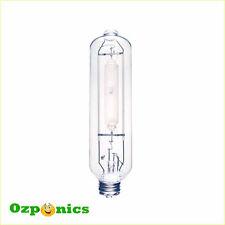 2 x GROWLUSH 600W MH GROW LIGHT TUBULAR RETRO HPS TO MH CONVERSION LAMP BULB