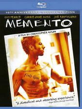 Memento (2000) Blu-Ray Christopher Nolan(Dir) 2001