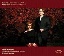 Hummel: Piano Concerto a Minor / Beethoven: Piano Concerto C Major, New Music
