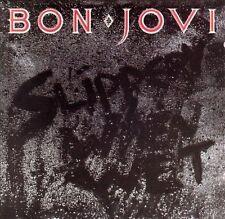 BON JOVI - Slippery When Wet CD ( Remastered, Livin' on a Prayer, Bad Name )