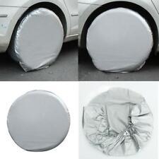 4pcs auto imperméable a l'eau étanche poussière roue pneu protecteur pneu housse