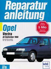 WERKSTATTHANDBUCH REPARATURANLEITUNG WARTUNG 976 OPEL VECTRA ab 09.1988