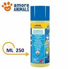 Sera Aquatan - 250 ml - Biocondizionatore - Trattamento acqua per acquario