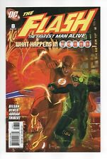 The Flash: The Fastest Man Alive (DC 2006-2007) #8 1st Print (NM)