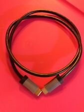 3FT HDMI M/M HIGH SPEED CABLE