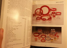 COLLECTIBLE GLASSWARE FROM THE 40S, 50S, 60S - GENE FLORENCE - THIRD ED - GUIDE