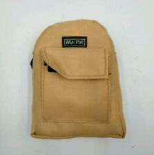Hip-Pak Small Pouch / Mini Backpack For Toy/Doll Nylon / Beige Tiny Book Bag