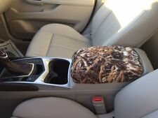 Auto Center Console Cover-Fleece-Custom Fit for Vehicles Listed (SRXFL)