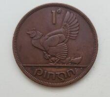 1941 Irlanda in EIRE 1d ONE PENNY COIN-alta qualità