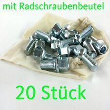 20 Radschrauben für VW Passat 3A2 3A5 35I 3B2 3B3 3B5 3B6 3C2 3C5 CC 357 358 NEU