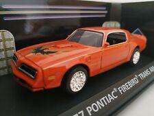 1/43 PONTIAC TRANS AM FIREBIRD 1977 SCALE COCHE DE METAL A ESCALA DIECAST