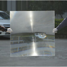 700mm Big Optical Pmma Plastic Solar Fresnel Condensing Lens Focal Length 700mm