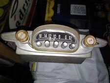 fiat 600 - 1100/103 autoradio autovox non testata USATO DELL'EPOCA