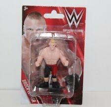 """WWE Superstar Figurine Brock Lesnar Mini Figure Action Figure 2017 2 1/2"""""""