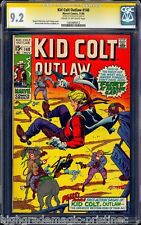 KID COLT OUTLAW #140 CGC 9.2 SS STAN LEE SINGLE HIGHEST GRADED CGC #1283485012
