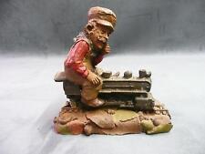 Vintage retro collectible Tom Clark Figurine felt bottom home decor Chief '86