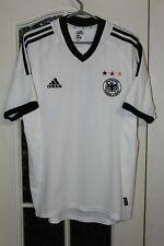 Germany Deutschland 2002 2003 2004 World Cup Adidas Home Shirt Jersey Trikot