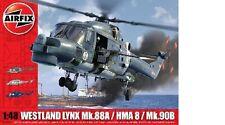 Hélicoptère d'attaque navale WESTLAND SUPER LYNX - Kit AIRFIX 1/48 n° 10107