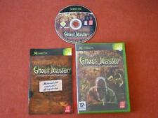 GHOST MASTER / PAL - SPAIN / CIB - COMPLETE / MICROSOFT XBOX 390