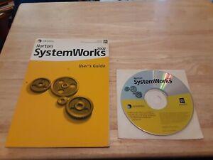 PC SYMANTEC NORTON STEAMWORKS 2002 PROFESSIONAL ED.