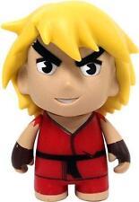 Street Fighter X Kid Robot 3'' Ken Red Trading Figure Anime Manga NEW