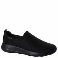 Men's Skechers GO WALK MAX (WIDE) 54600BBKEWW Black Shoes
