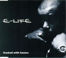 E-LIFE - Stacked with honors 5TR CDM 1996 HIP HOP