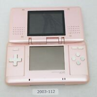 Nintendo DS Original console Pink working Good condition 2003-112