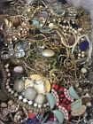 Mixed Jewelry Crafters Lot Mismatched Broken Crafts Repair ~ Over 18lbs ~ (Box5)