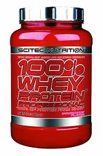 Scitec Nutrition 100 Whey Protein Professional - 2350g Erdbeer