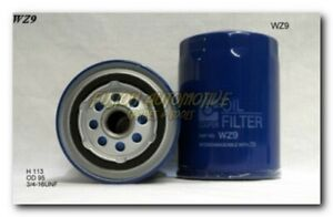 Wesfil Oil Filter for Ford Territory 4.0L 2004-2005 WZ9 Z9