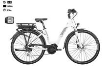 Electric bike B-EASY S 28 8-S sz. 50 Active PLUS 300Wh Purion 2018 white Atala E