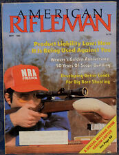 Magazine AMERICAN RIFLEMAN, May 1983 !!!COLT 1911 Government Model .45 PISTOL!!!