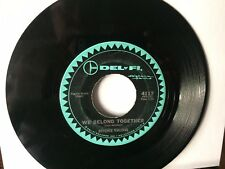 1950's ROCK & ROLL & POP 45's - YOUR CHOICE $3.00 EACH - QUANTITY DISCOUNTS!!