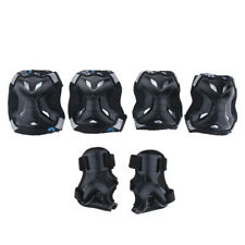 Kid Cycling Roller Skating Protector Gear Pad Set for Knees Elbows Wrists