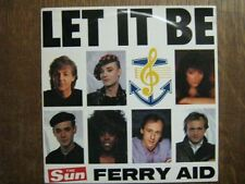 FERRY AID 45 TOURS HOLLANDEKATE BUSH BOY GEORGE BEATLES